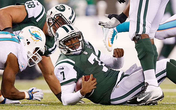 Geno Smith :: AP
