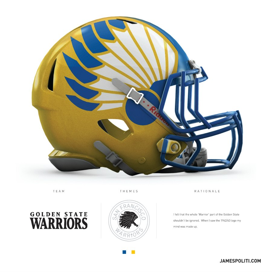 Golden State Warriors :: James Politi & Luke Daly
