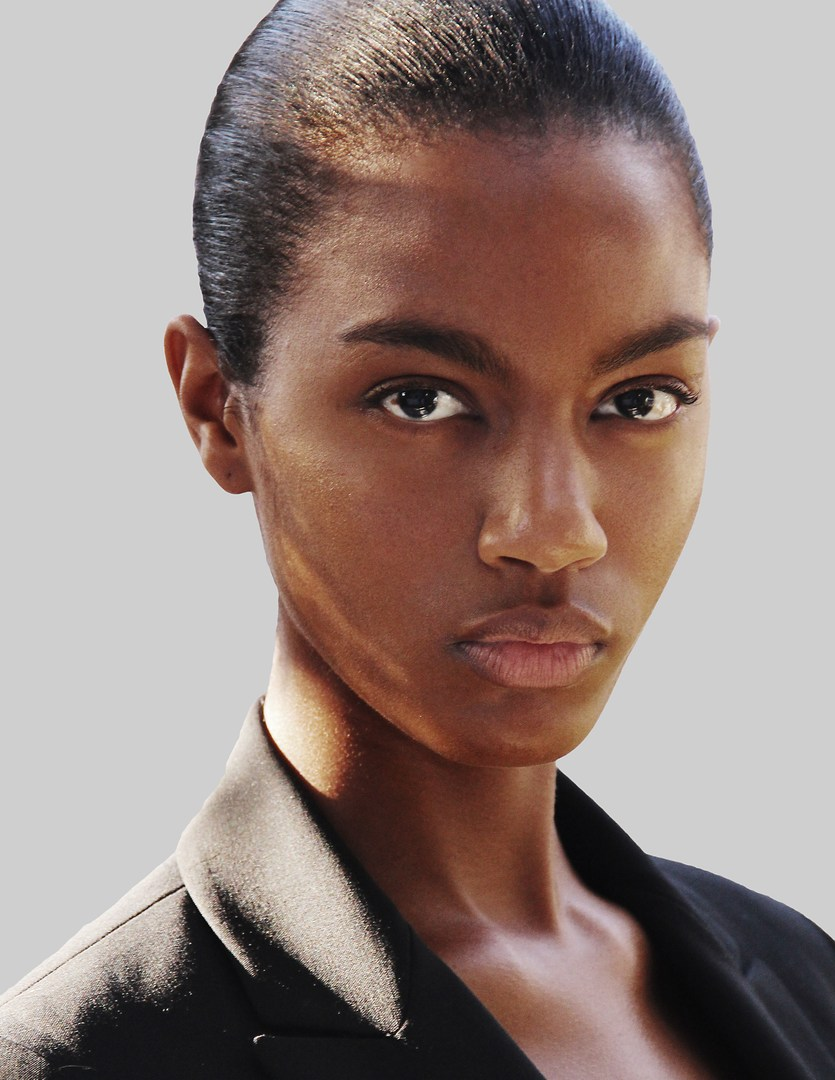 Ebonee Davis :: Courtesy of MC2 Model Management
