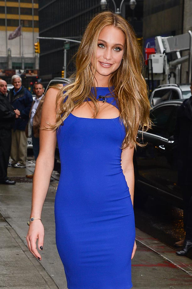 Hannah Davis :: Ray Tamarra/FilmMagic/Getty Images