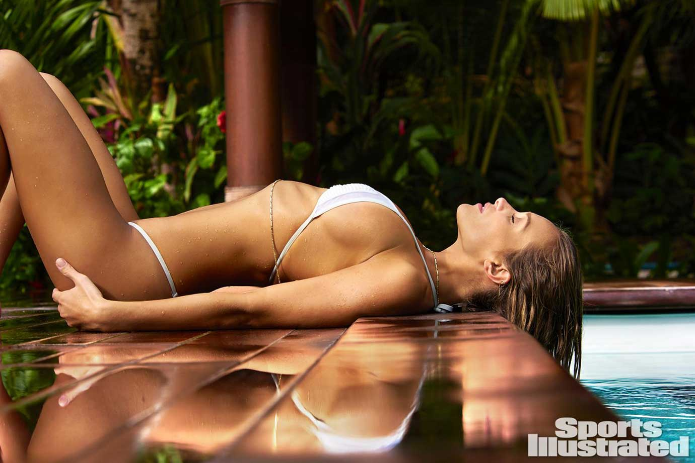 Hannah Davis :: Yu Tsai for Sports Illustrated