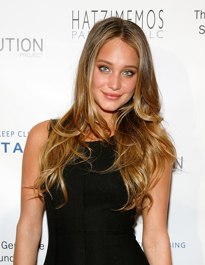 Hannah Davis :: Andy Kropa/Getty Images