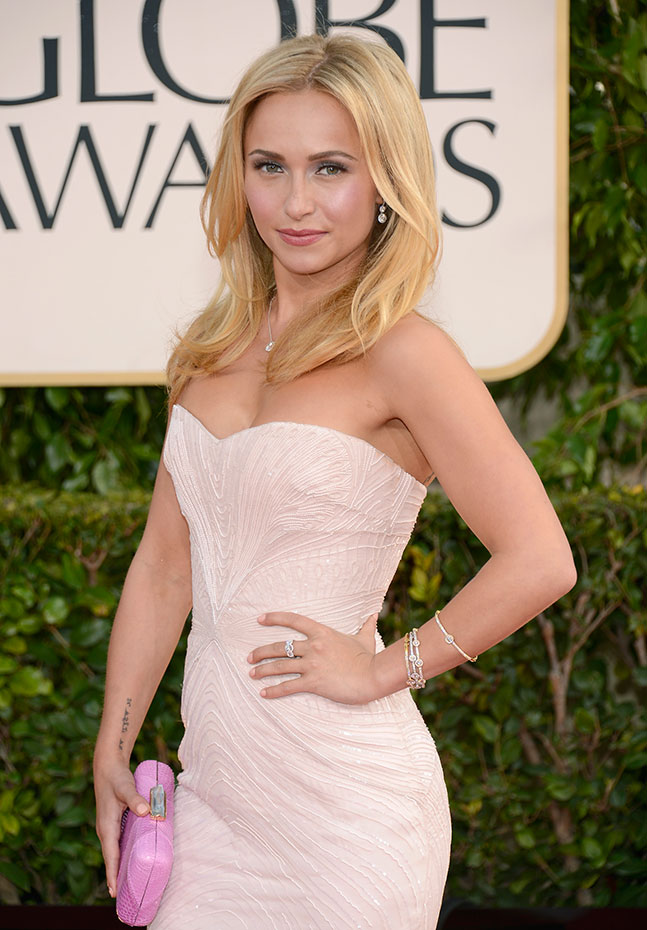 Hayden Panettiere :: Getty Images