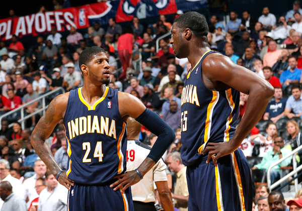 "The issues surrounding the Pacers have been swirling throughout the regular season, most notably at the end of March when Hibbert exclaimed, ""Some selfish dudes in here."" Hibbert was referring to the Indiana locker room and the Pacers' inability to move the ball on offense."