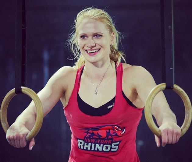 Annie Thorisdottir