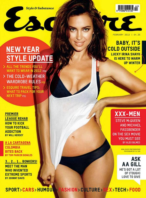 Esquire UK, February 2012