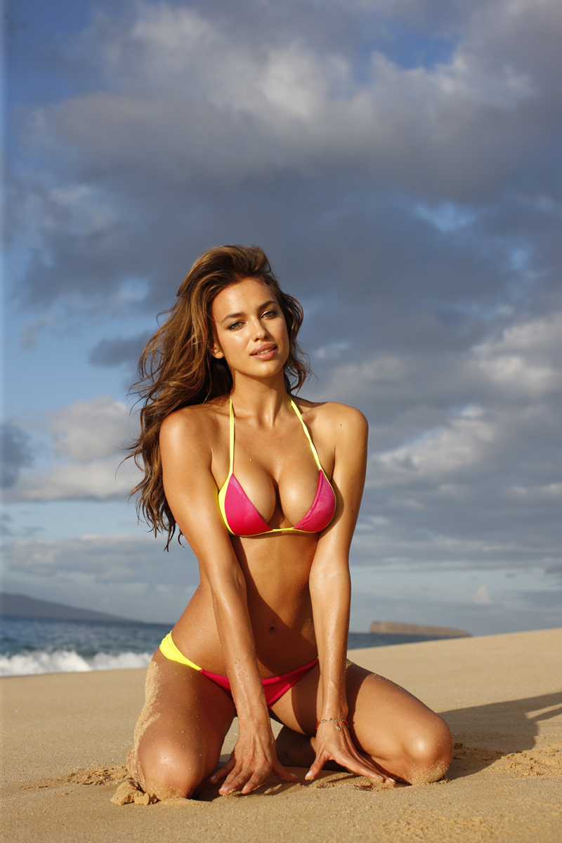 Irina Shayk :: Hawaii, SI Swimsuit 2011