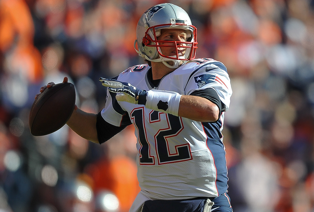 The four-time Super Bowl winning QB of the New England Patriots has deep Irish roots: His paternal great-grandfather was from County Cavan and his paternal great-grandmother came from County Cork. Both immigrated to the United States during the potato famine.