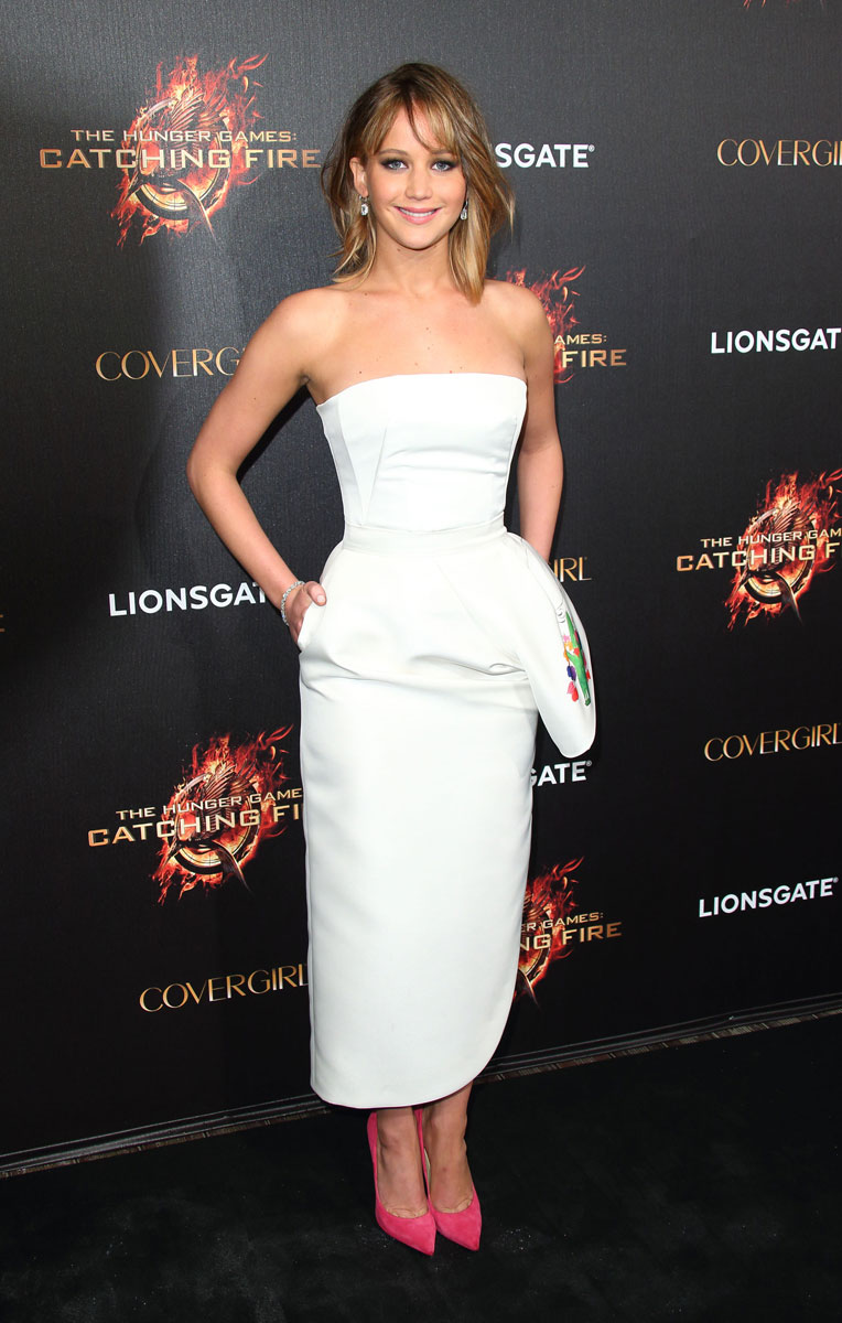 Jennifer Lawrence :: Getty Images