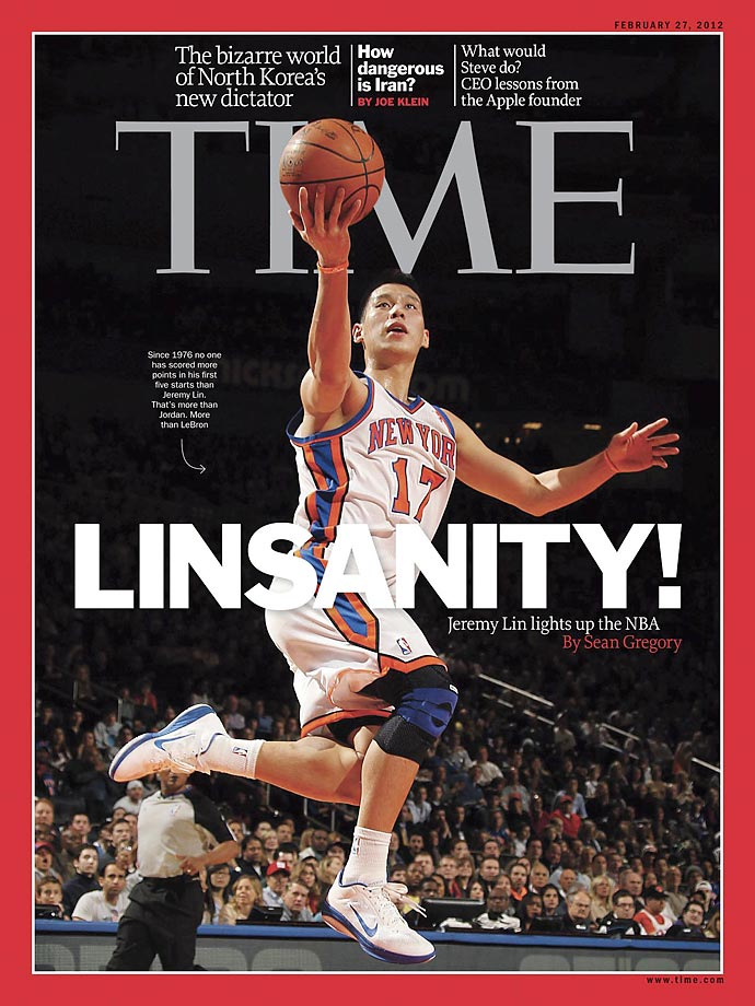 Who knew that when Linsanity was on its meteoric rise that a main belt asteroid discovered in March 2009 would come to be known as 316020 Linshuhow, in honor of the kid born in Torrance, Calif., as Jeremy Shu-How Lin.