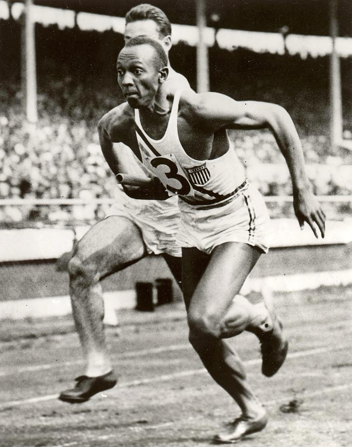 Jesse Owens struck a monumental victory at the 1936 Berlin Olympics for both himself and his country when he took the gold medal in the 100m, 200m, 4x100m relay and long jump, besting Nazi Germany competitors on their home soil. Forty-four years later the asteroid that would come to be known as 6758 Jesseowens was discovered.