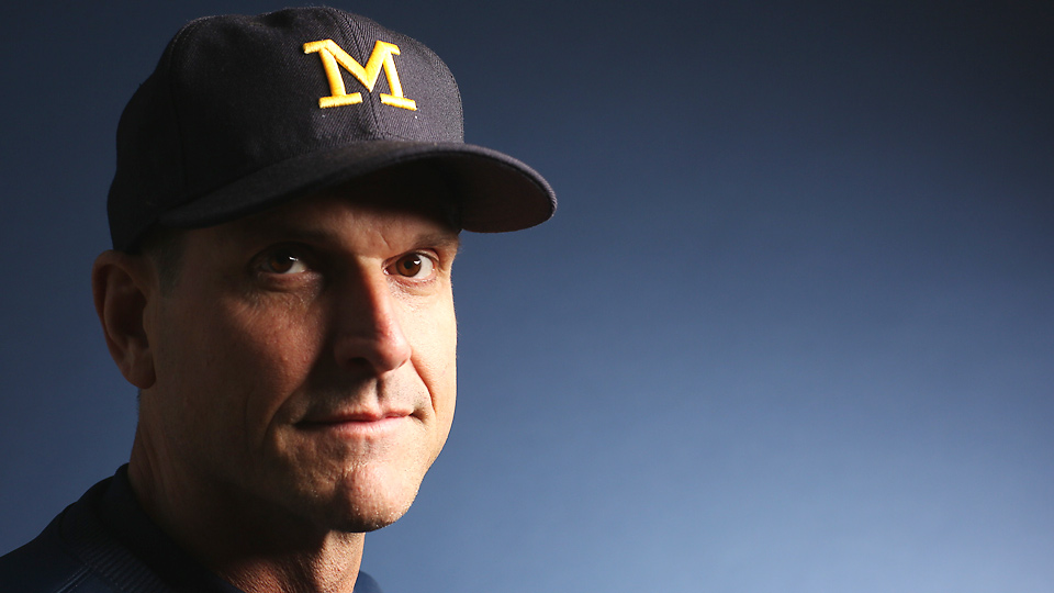 Image result for jim harbaugh images