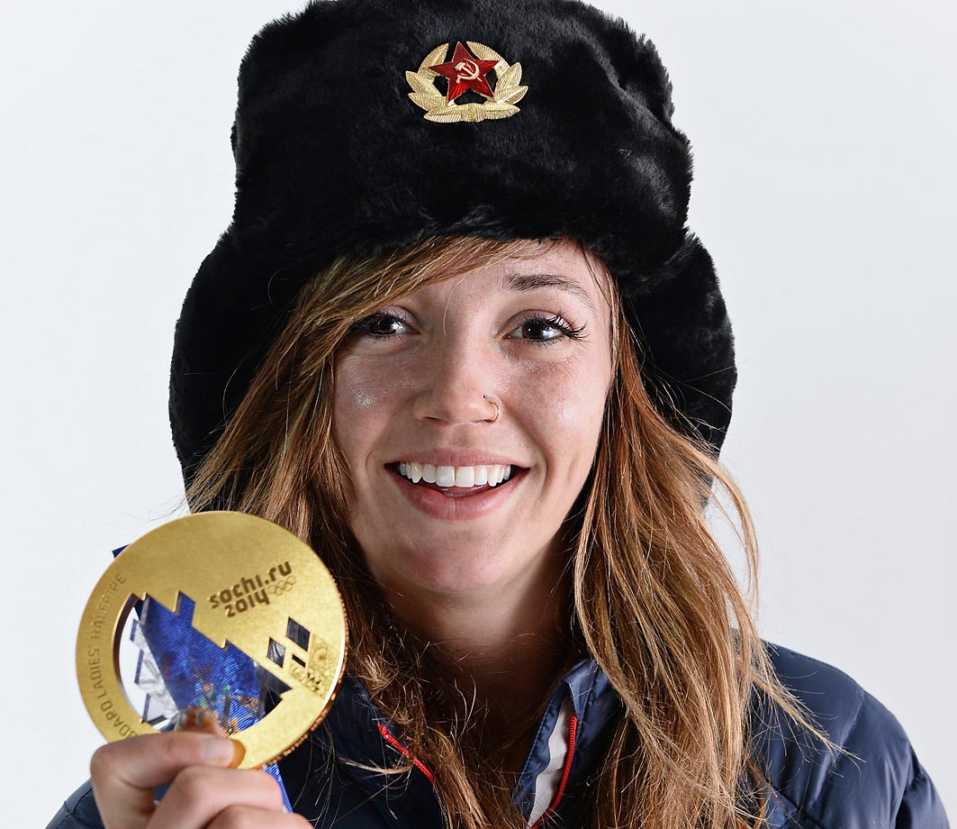 Gold: Women's Halfpipe
