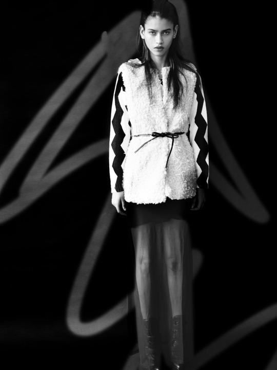 Karol Santos :: Courtesy of Next Model Management