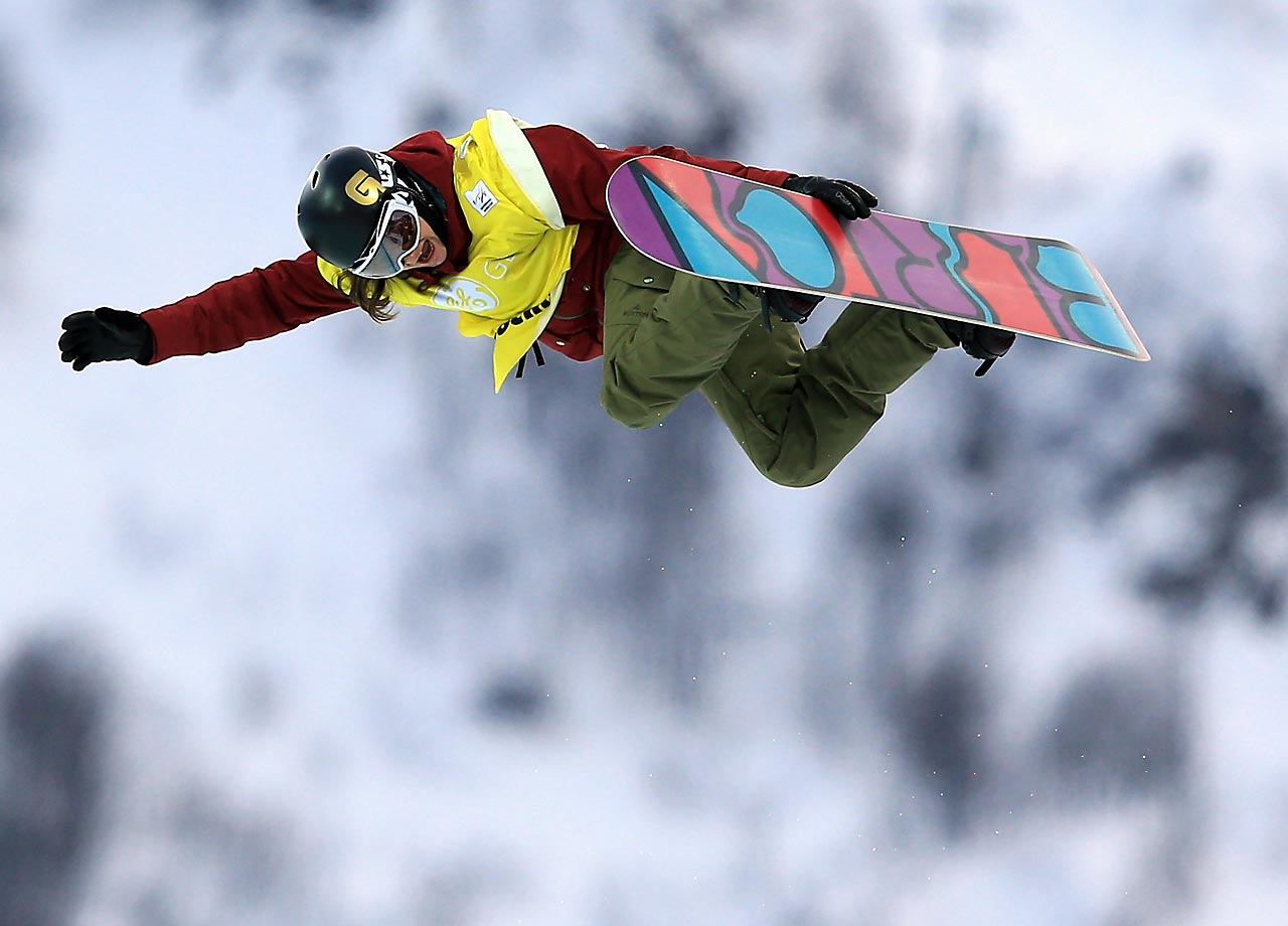 After failing to medal in 2006 in the women's halfpipe -- she finished fourth -- Clark reclaimed a spot on the podium with a bronze medal in 2010. She took home gold in 2002, and looks to earn Team USA another medal in Sochi. Kelly Clark's Facebook page.