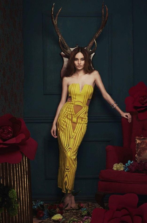 Kelsey Merritt :: Courtesy of Wilhelmina Models