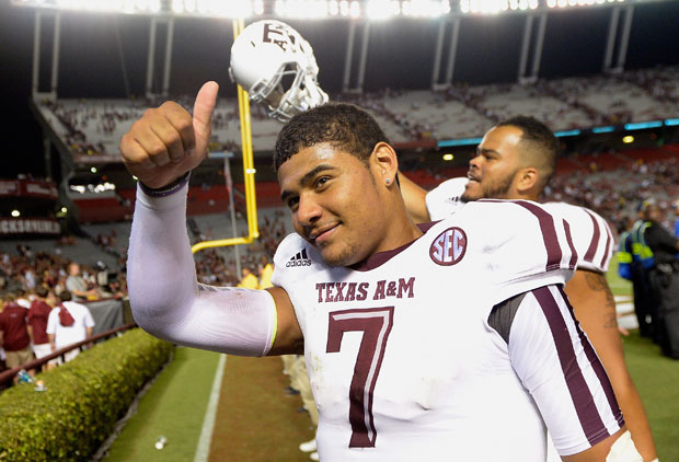 Kenny Hill :: Getty Images