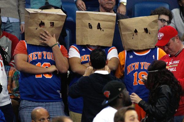 Knicks Fans :: AP