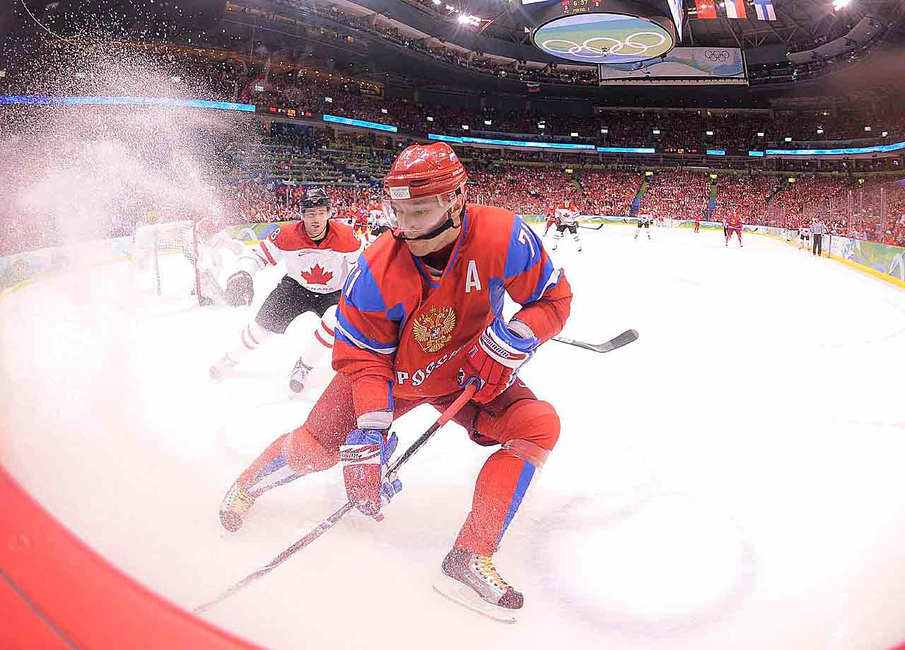 The man who left the Devils adrift last summer with his decision to return to Russia remains one of the world's great snipers. Kovalchuk scored 417 NHL goals by the time he was 30. But the No. 1 pick in the 2001 entry draft made more news with his contract than he did with his play. The league voided his first long-term deal with New Jersey because of the way it was structured, and Kovalchuk subsequently left $77 million on the table to return to Russia. -- Brian Cazeneuve