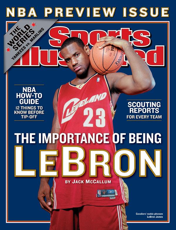LeBron James (2003-04)