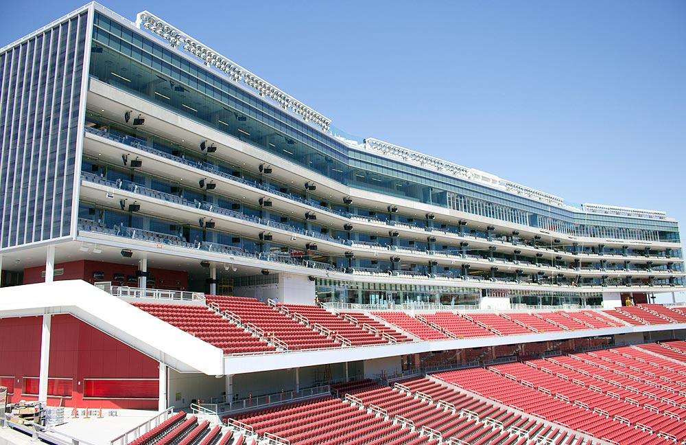 Inside Levi S Stadium A Venue Unlike Any Other Si Com