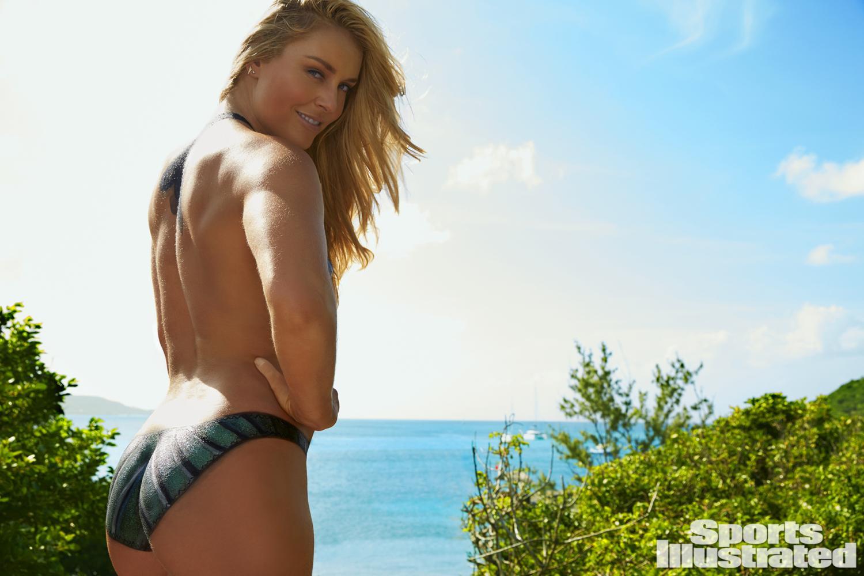 Lindsey Vonn, SI Swimsuit 2016