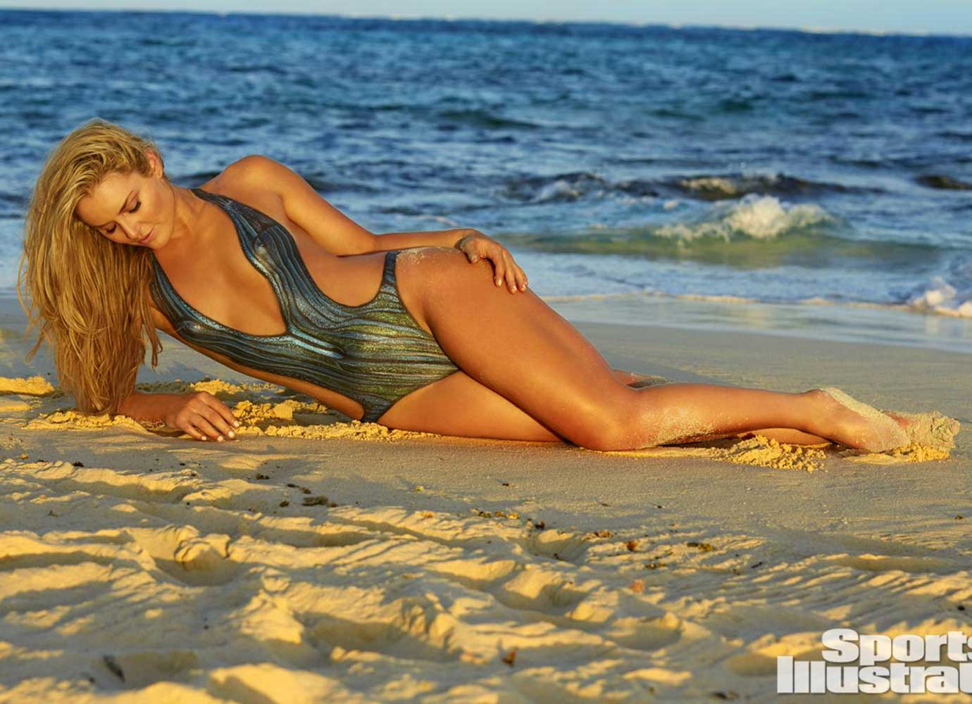 Lindsey Vonn :: Frederic Pinet for Sports Illustrated