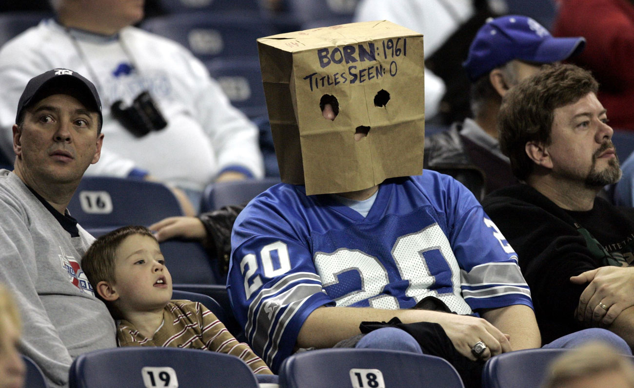 Detroit Lions Thanksgiving Day Game In Pictures The Mmqb