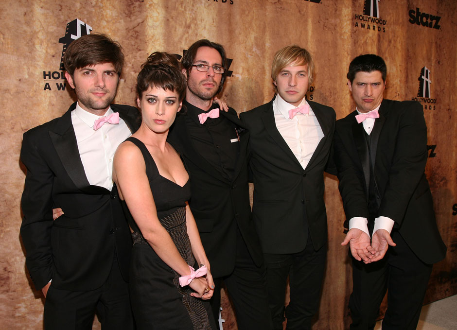 'Party Down' cast :: Getty Images
