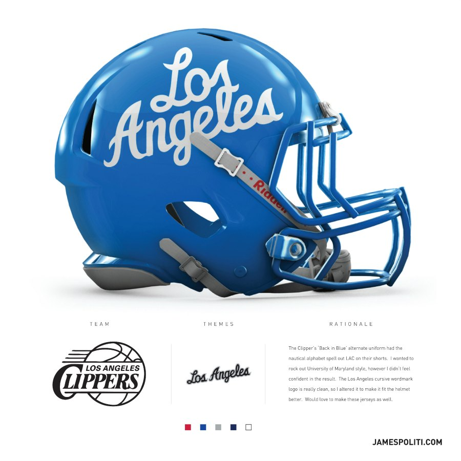 Los AngelesClippers :: James Politi & Luke Daly