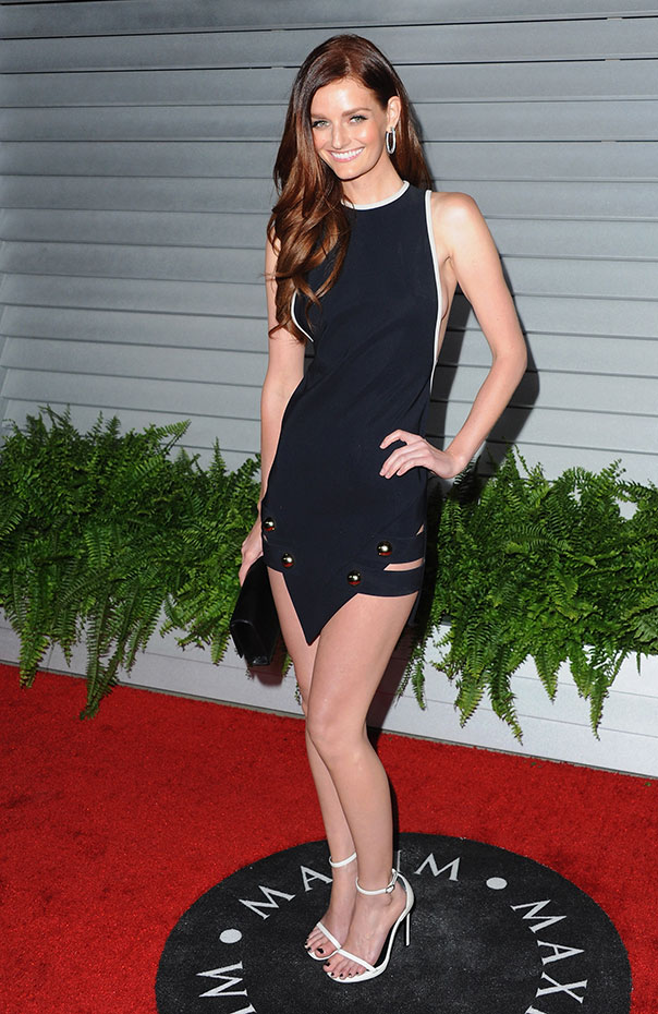 Lydia Hearst :: Getty Images
