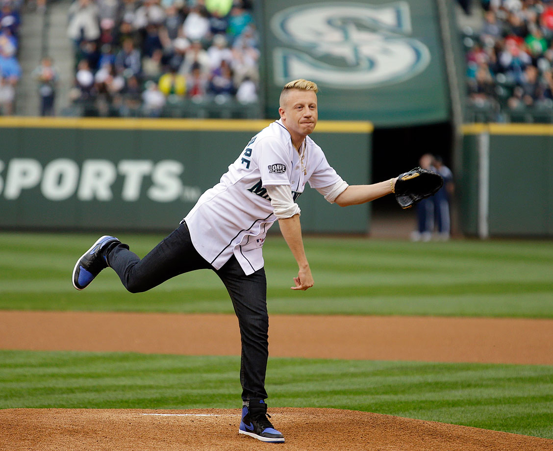 June 12 at Safeco Field in Seattle
