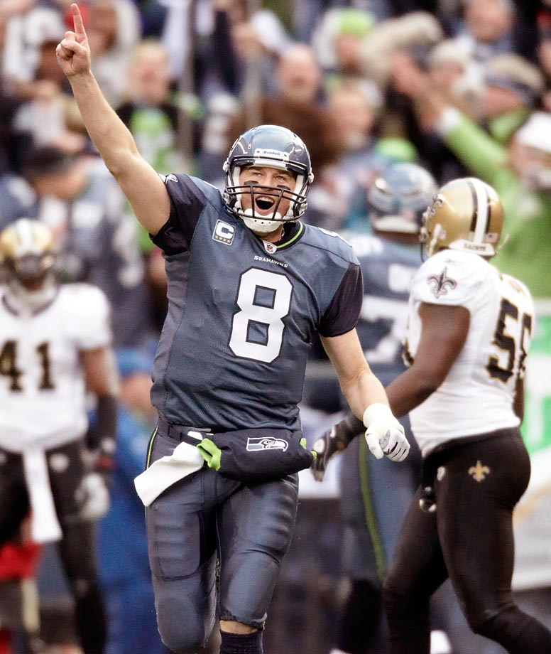 After 10 years the Seahawks were ready to move on from Matt Hasselbeck, even with a 2010 season that saw him throw for 3,001 yards and 12 touchdowns. He got off to a good start with the Titans, where he racked up 3,571 yards and 18 touchdowns before splitting time with Jake Locker in 2012.