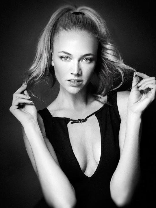 Heather Hahn :: Courtesy of Next Models