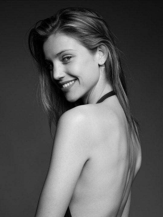 Astrid Baarsma :: Courtesy of NEXT Models