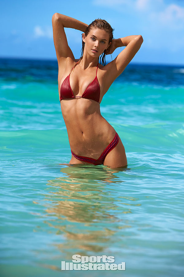Megan Williams :: Justin Marquis for Sports Illustrated