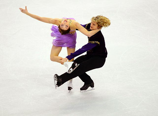 Perhaps the best shot for the U.S. figure skating team to claim a gold medal, Davis and White have been skating together for 16 years. They claimed the silver medal in 2010. Meryl Davis and Charlie White's Facebook page.