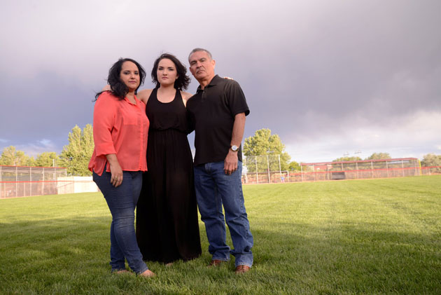 Since Duran's death, his mother, Lou (with Michael Sr. and their daughter, Nikkie), has worked in rehab centers.