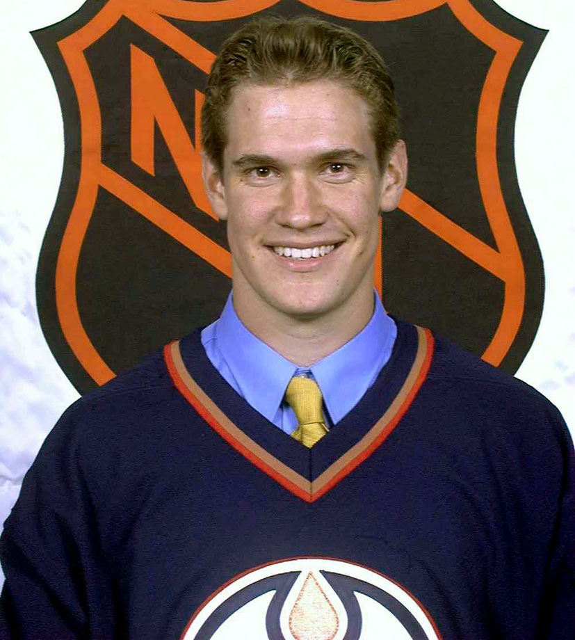 The No. 13 pick by the Oilers, defenseman Henrich holds the distinction of being the only member of the class of 1998's first round to never play in the NHL. At least goalie Mathieu Chouinard (No. 15 by Ottawa) made it into one game.