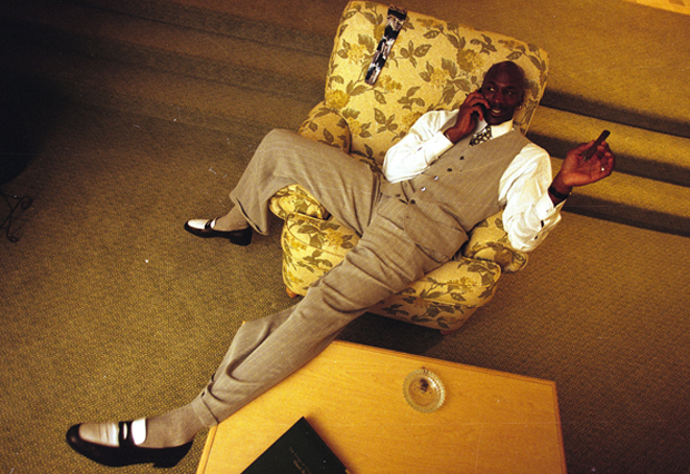 Michael Jordan (1988) :: Walter Iooss Jr./SI