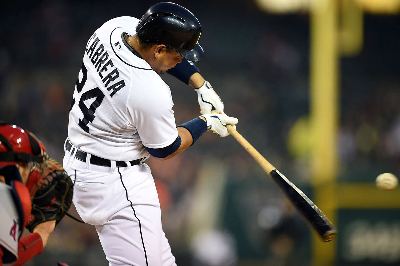 On top of the two years and $44 million remaining on his previous deal (eight years, $152.3 million), Cabrera is guaranteed a total of $292 million over the next 10 years. During his Tigers tenure, Cabrera has won three straight batting titles, led the league in OBP three times and in slugging percentage twice, all while helping the Detroit Tigers to three straight AL Central flags. He won the Triple Crown in 2012, the first player to do so since Carl Yastrzemski in 1967.