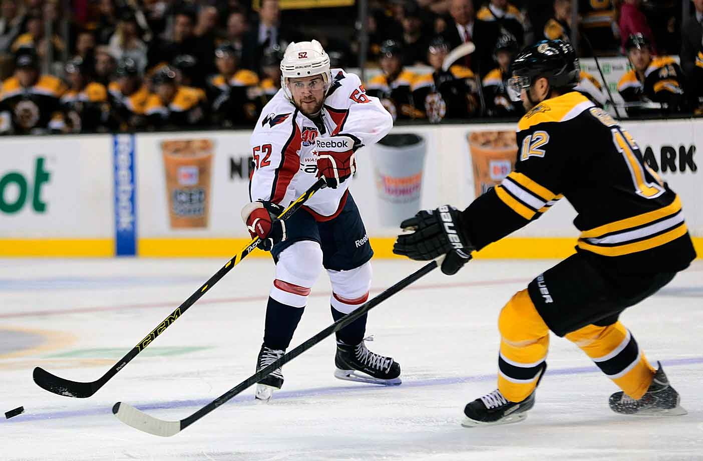 The Capitals defenseman, a Norris Trophy finalist as late as 2010, has been expected to bounce back every year since '11. But a litany of injuries, not to mention the revolving door of coaches and schemes in Washington, has derailed the 28-year-old blueliner's progress. The arrival of new coach Barry Trotz could be good news for Green. Trotz has had plenty of experience guiding some of the league's top defensemen. He could bring Green back to the top of his game.