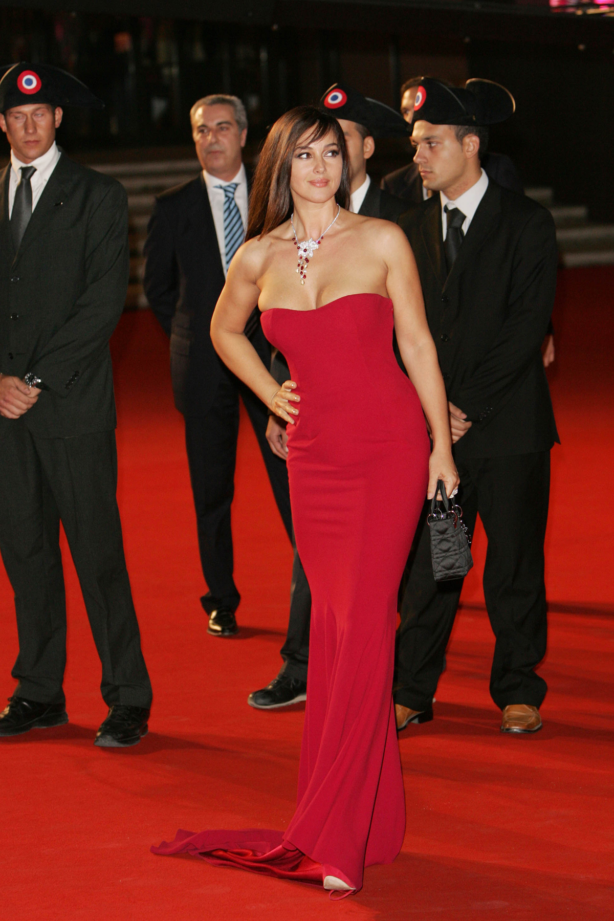 At the Rome Film Festival, 2006