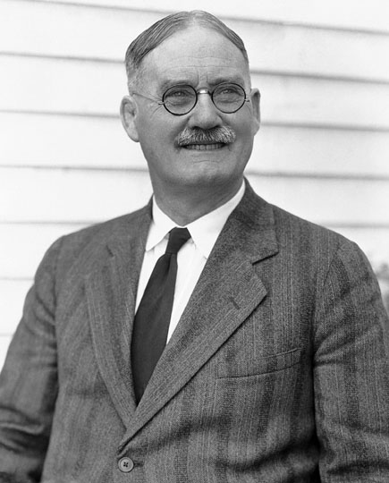 Happy birthday, Dr. James Naismith!