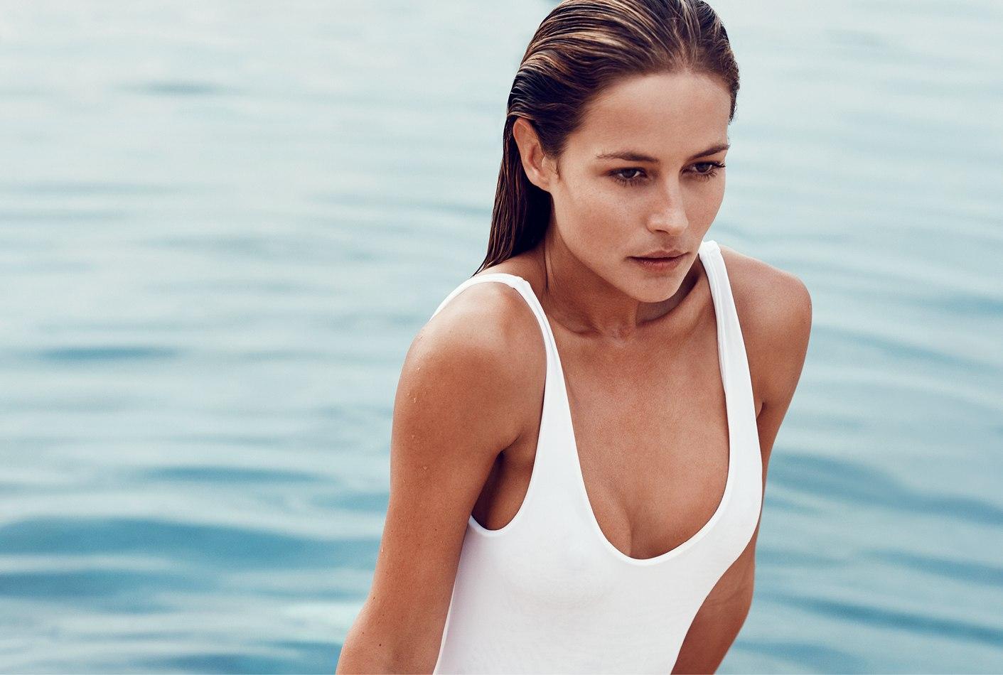 Natalia Borges :: Courtesy of Wilhelmina Models