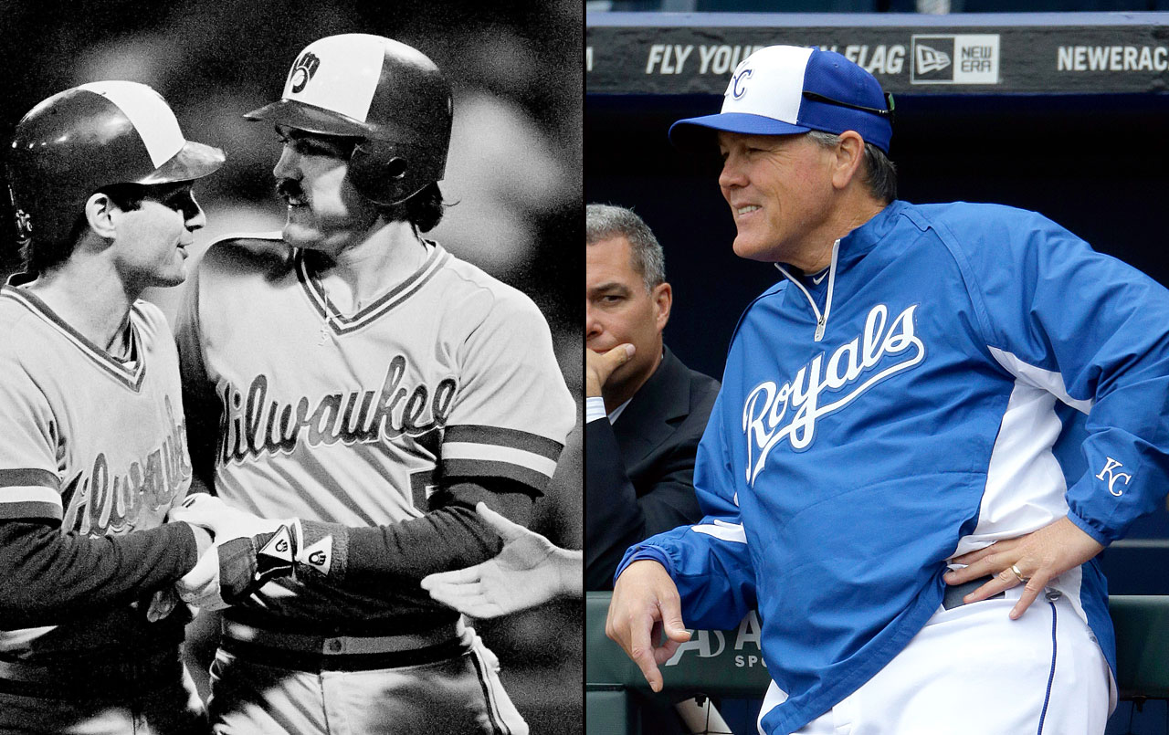 A six-year veteran of Major League Baseball, Ned Yost played for the Milwaukee Brewers, Texas Rangers and Montreal Expos during his career as a catcher. Yost's managerial career has already spanned longer than his playing days: He led the Brewers for six years from 2003 to 2008 and has managed the Royals since 2010. In 2013, he guided Kansas City to its first winning season since 2003 and its best season since 1989. In 2014, he brought the Royals back to the postseason for the first time since their World Series victory in 1985, falling one game shy of a championship with a 3-2 loss to the Giants in Game 7 of the World Series..