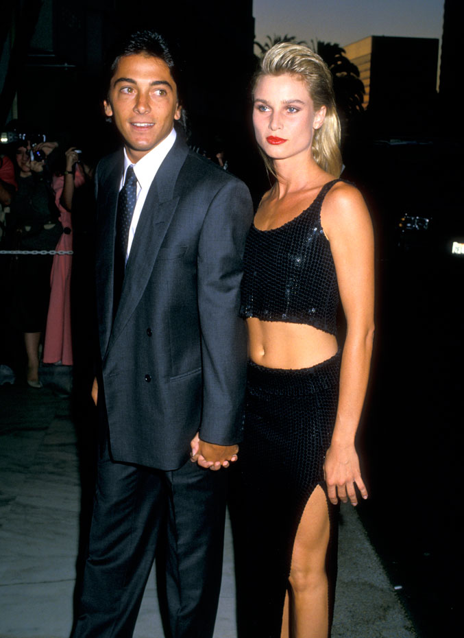 Nicollette Sheridan and Scott Baio :: Getty Images