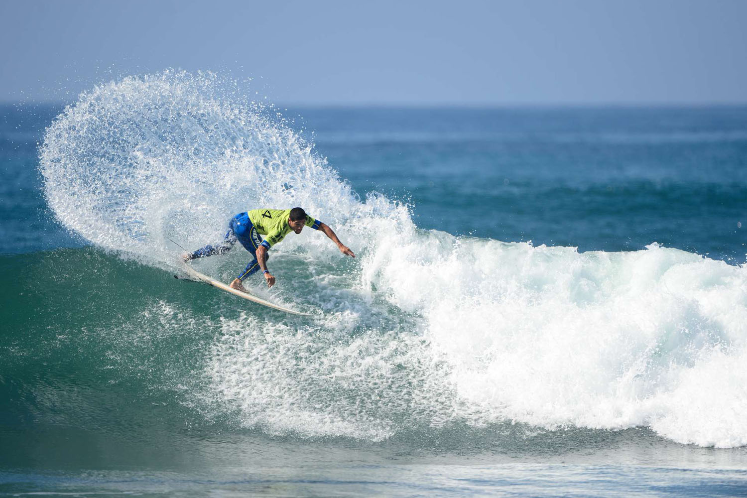 Kelly Slater wins his 50th ASP tour victory