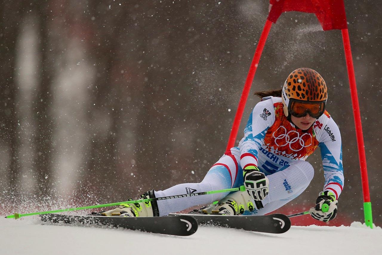 Anna Fenniger of Austria