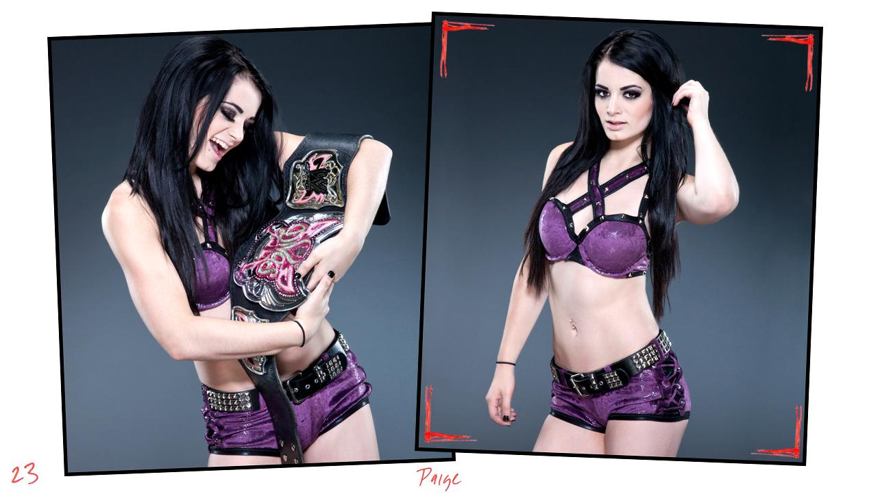 Paige :: Courtesy of WWE